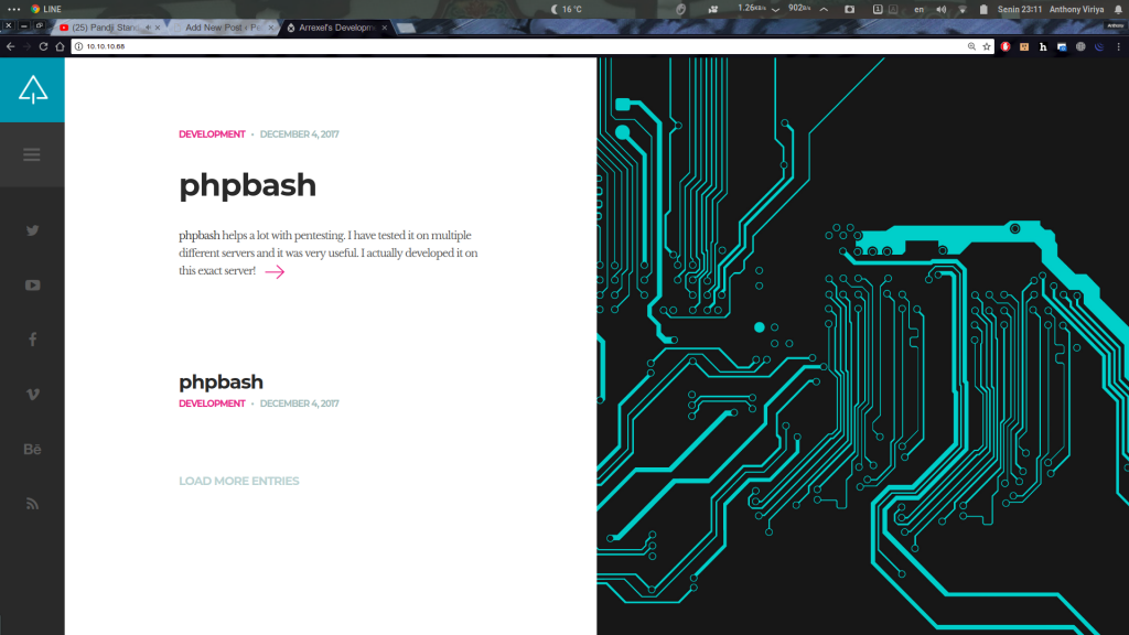HackTheBox Pentest] Bashed – Petir Cyber Security